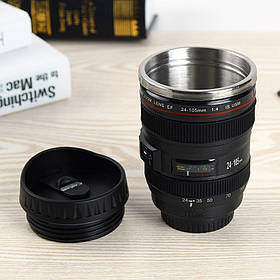 Термокружка у вигляді об'єктива Canon EF24