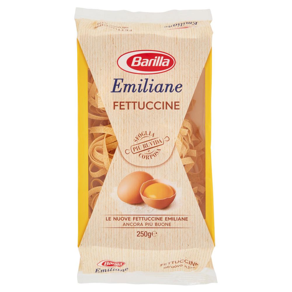 Макарони BARILLA Emiliane Fettuccine 250г, 20шт/ящ