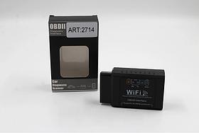 Автомобільний діагностичний сканер OBD2 ELM327 WiFi