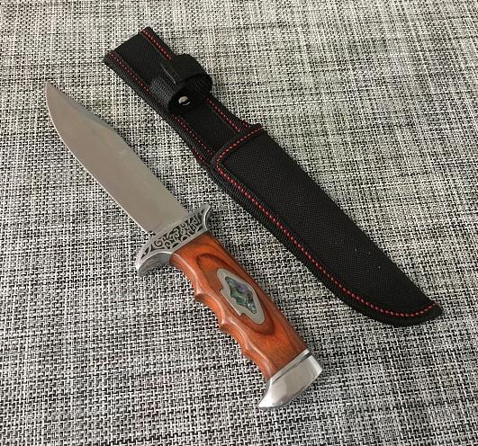 Мисливський ніж Columbia К313В / 26 см / Н-340