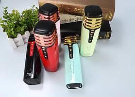 Беспроводной микрофон Wster WS-838 с изменением голоса