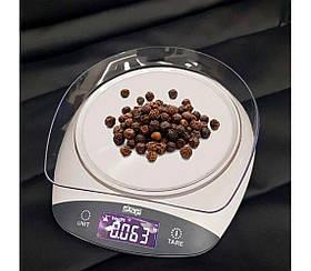 Электронные кухонные весы DSP KD7003