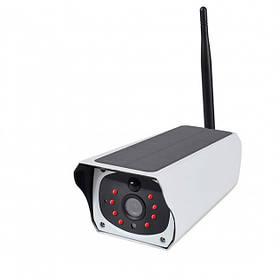 Камера видеонаблюдения  IP CAMERA CAD F20 \ 2mp \ solar WI-FI с солнечной батареей