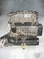 Корпус печки б/у на Citroen Jumpy, Fiat Scudo, Peugeot Expert 1995-2007 год