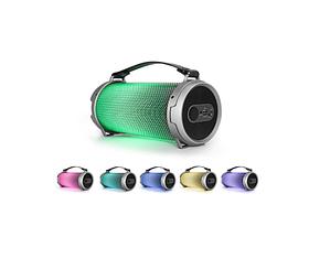 Портативная колонка Cigii S22R (USB, SD, AUX, micro-USB, FM, Bluetooth)