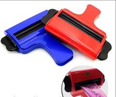 Прес для видавлювання фарби з тюбиків (пластик) Професійний інструмент для перукарні