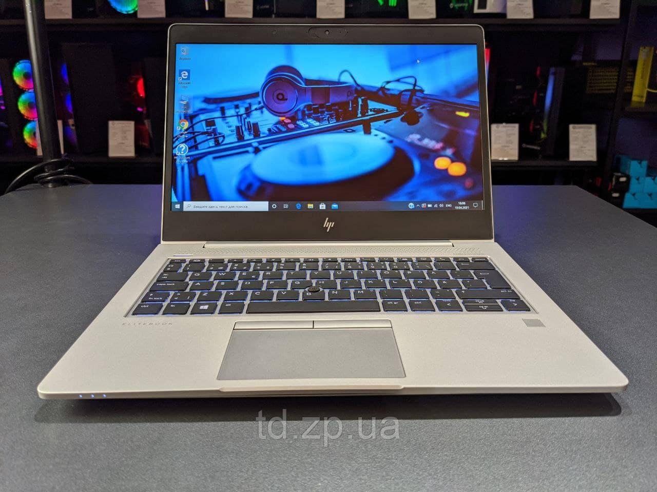 """Ноутбук HP EliteBook 735 G6 14.1"""" AMD Ryzen 7 Pro 3700U/16Gb DDR4/512Gb SSD"""