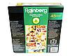 Мультиварка,пароварка, рисоварка, йогуртниця Rainberg RB-6209 45 програм 1000 Вт, фото 8