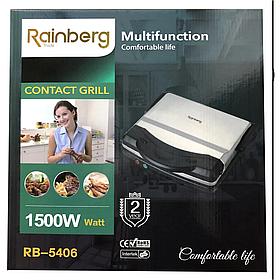 Контактный электро грильRainberg RB-5406