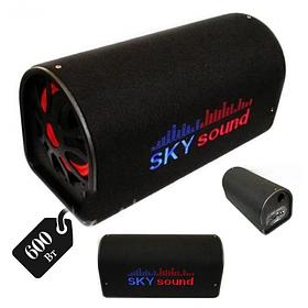 Портативна колонка Sky sound SS-6UB 600 W / Автомобільний сабвуфер