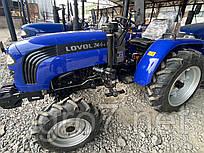 Трактор Foton FT244HRX 24л.с., реверс, 4*4