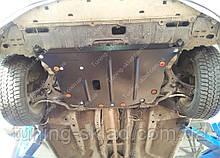 Захист двигуна Хонда Цивік 4D седан 2006- (сталева захист піддону картера Honda Civic 4D)