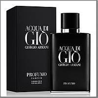 Giorgio Armani Acqua di Gio Profumo парфюмированная вода 125 ml. (Армани Аква ди Джио Профумо)