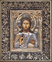 Икона Спасителя (4 вариант)