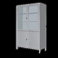Шкаф двухстворчатый с сейфом ШМ-2С