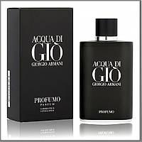Giorgio Armani Acqua di Gio Profumo парфюмированная вода 100 ml. (Армани Аква ди Джио Профумо)