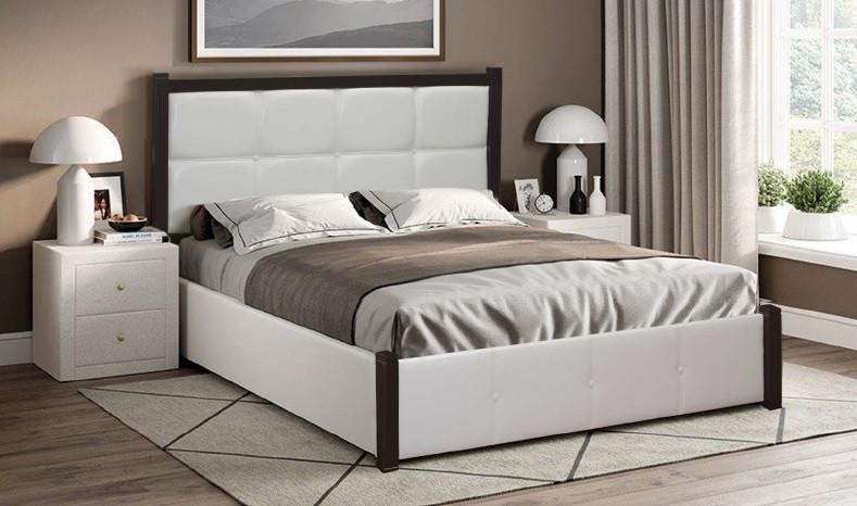 Деревянная кровать Софи