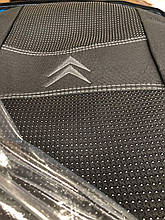Авточехлы для Строен Элизе, Чехлы на сиденья Citroen C-Elysee (раздельная) 2012-