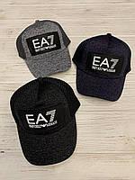 Кепка тракер взрослая мужская EA7 размер 57-59 см, цвета указывайте при заказе
