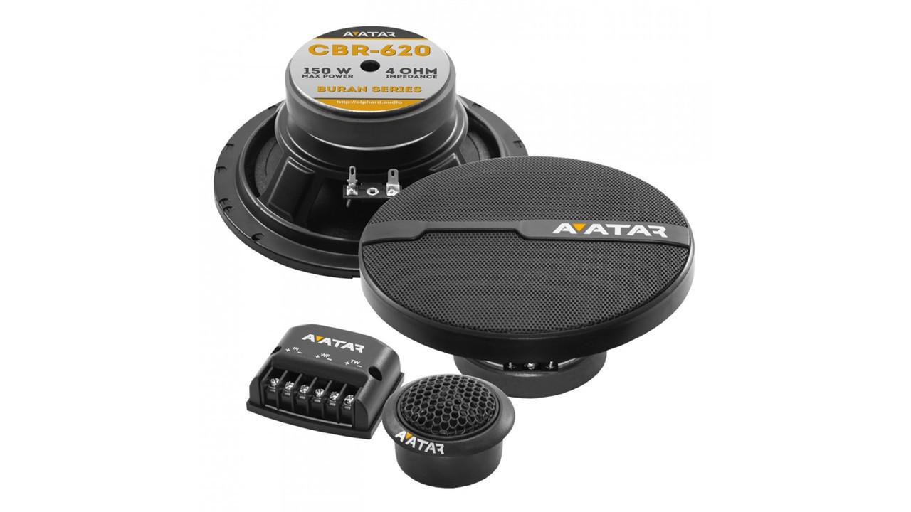 Эстрадная акустика Avatar CBR-620