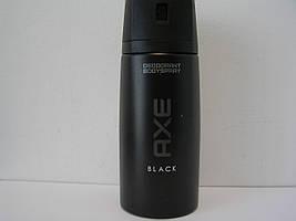 Дезодорант чоловічий аерозольний Axe Black Акс блек