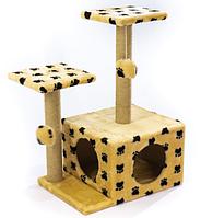 Игровой комплекс дряпка для кошек TM Dom KO