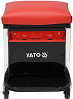 Табурет для мастерской с ящиками YATO YT-08790