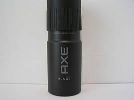 Дезодорант чоловічий аерозольний Axe Black (Акс блек) 150 мл.
