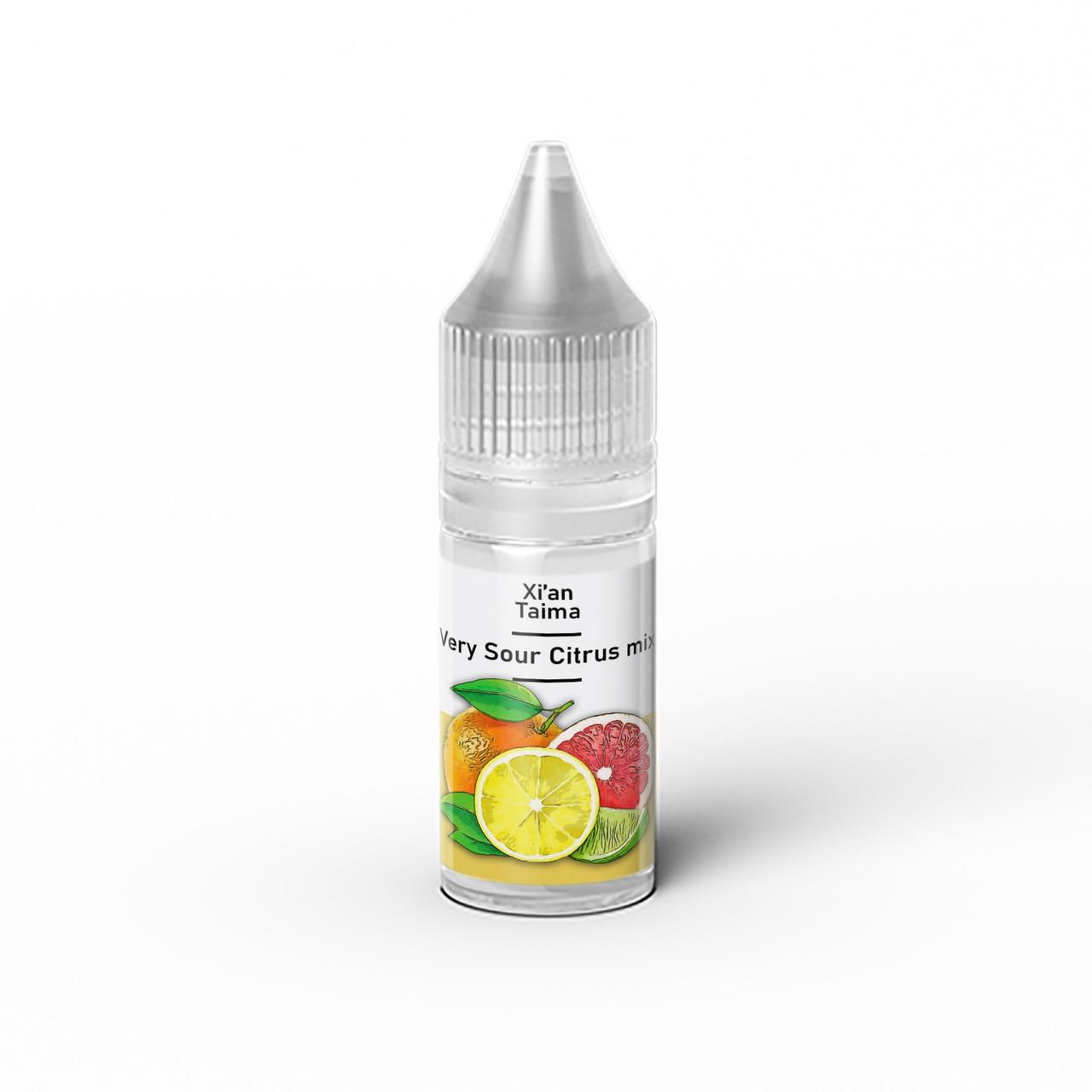Ароматизатор Xian Very sour citrus mix (Микс цитрусов)