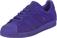 Женские кроссовки Adidas Superstar 80s City Series Tokyo Blue