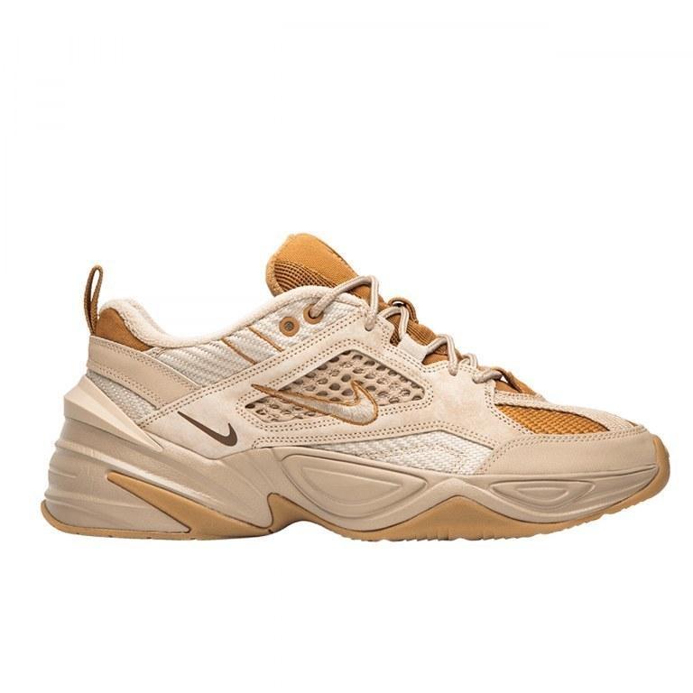 """Женские кроссовки Nike M2K Tekno """"Brown"""" коричневые / женские кроссовки Найк Текно (Топ реплика ААА+)"""