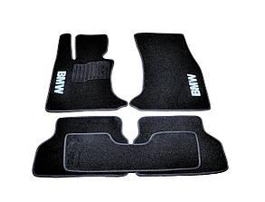 Килимки в салон ворсові AVTM для BMW /БМВ 5 (E60) (2003-2010) /Чорні, кт. 5шт BLCCR1045