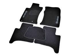Килимки в салон ворсові AVTM для Lexus/Лексус GX470 (2002-2009) 5 місць /Чорні BLCCR1293