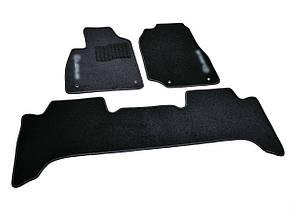 Килимки в салон ворсові AVTM для Lexus/Лексус LX470 (1998-2007) /Чорні, кт. 3шт BLCCR1297