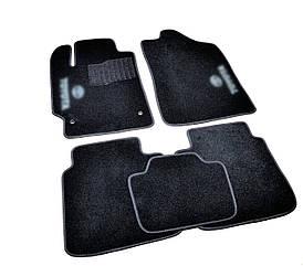 Килимки в салон ворсові AVTM для Тойота Камри/Toyota Camry (2006-2011) /Чорні, кт. 5шт BLCCR1611