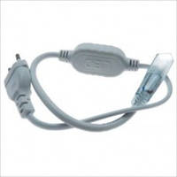 Сетевой шнур для светодиодной ленты 220В SMD 3528/60, фото 1