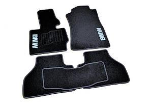 Килимки в салон ворсові AVTM для BMW /БМВ X3 (F25) (2010-) /Чорні, кт. 5шт BLCCR1055