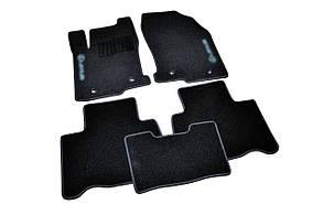 Килимки в салон ворсові AVTM для Lexus/Лексус NX (2014-) /Чорні 5шт