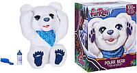 Интерактивная игрушка полярный медведь, мишка белый furReal Polar Bear Cub Interactive Plush Toy