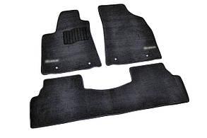Килимки в салон ворсові AVTM для Lexus/Лексус RX (2009-2015) /Черн,Premium BLCLX1302