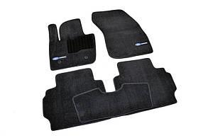 Килимки в салон ворсові AVTM для Ford Mondeo (2014-) /Форд Мондео/Черн, Premium BLCLX1162