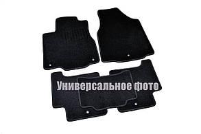 Коврики в салон ворсовые для Volkswagen Passat B8 (2014-) /Чёрные, кт. 5шт