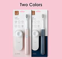 Зубная щетка  Xiaomi Soocas SO EX3 две насадки в подарок, фото 2