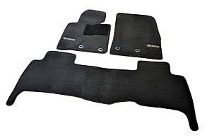 Килимки в салон ворсові AVTM для Lexus/Лексус LХ570 (2013-) /Чорні Premium BLCLX1305