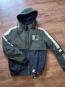 Мужская демисезонная куртка Dabert осень-весна