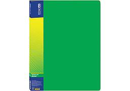 Папка для проспектов А4 EconoMix 10 файлов Е30601-04 зеленый