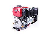 Двигун бензиновий TATA 170FB (під шліци Ø20 mm, 7 л. с.), фото 2