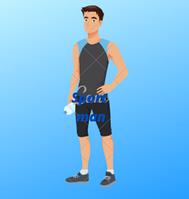 чоловічий спортивний одяг