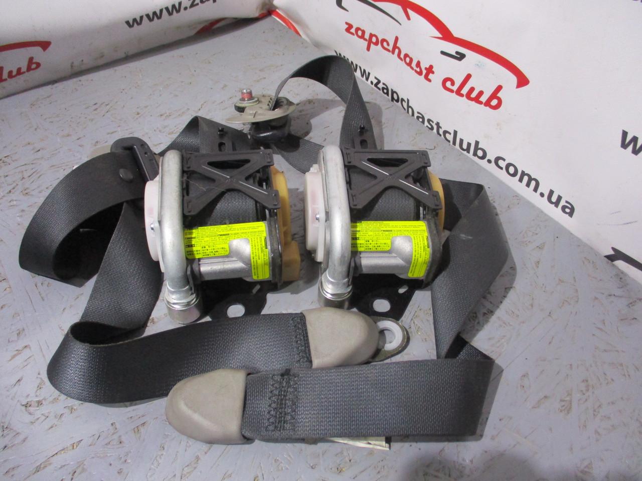 Комплект ремней безопасности передний (2шт) MN173797HB, MN173798HB 995857 Grandis Mitsubishi