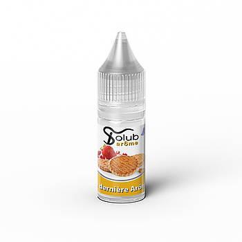 Ароматизатор Solub Arome - La dernière Arôme (Клубничное сахарное печенье со сливками), 10 мл.